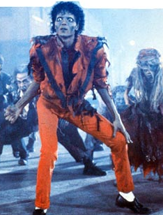 Michael Jackson Thriller Come out and dance and workout at Columbus Fitness Boot Camp for Charity