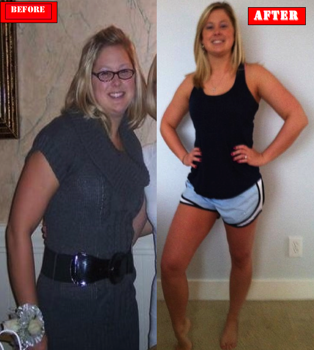ashlee carver transformation weight loss