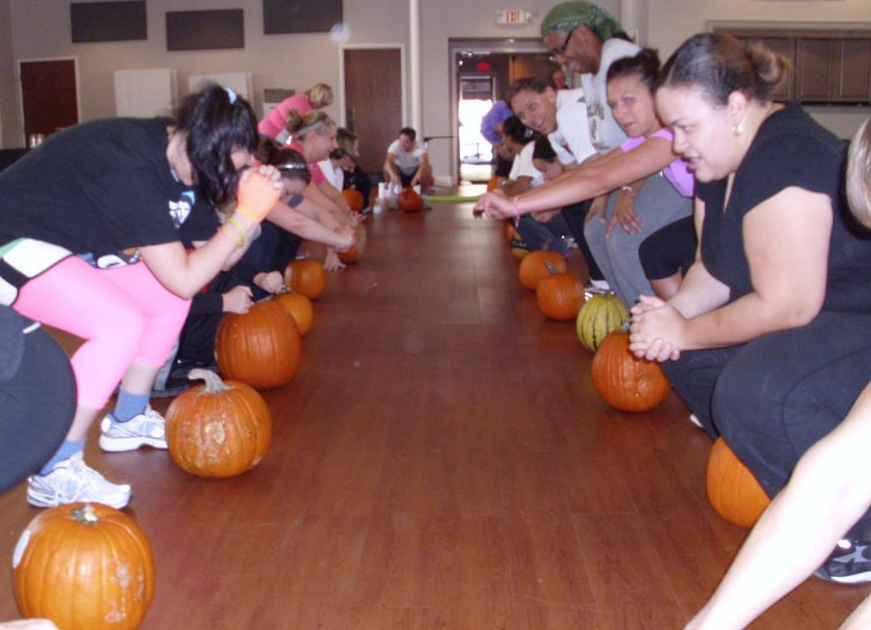 pumpkin workout in columbus yun fit bootcamps