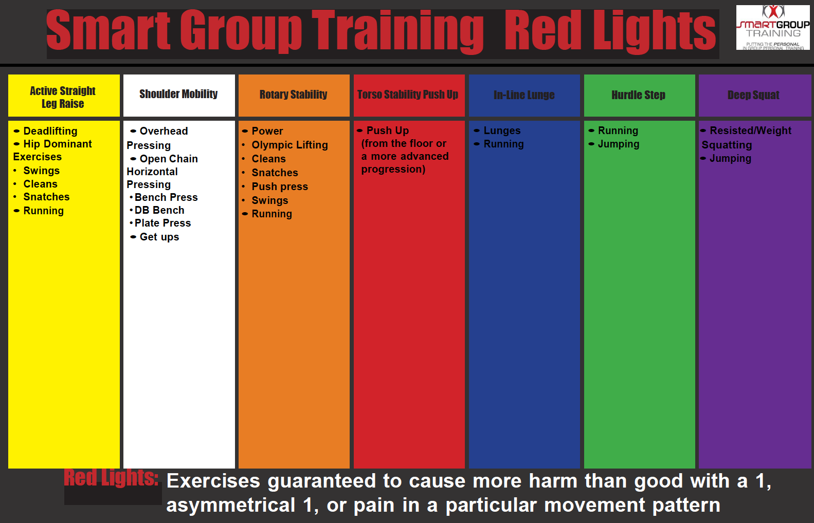 red light poster yun fitness