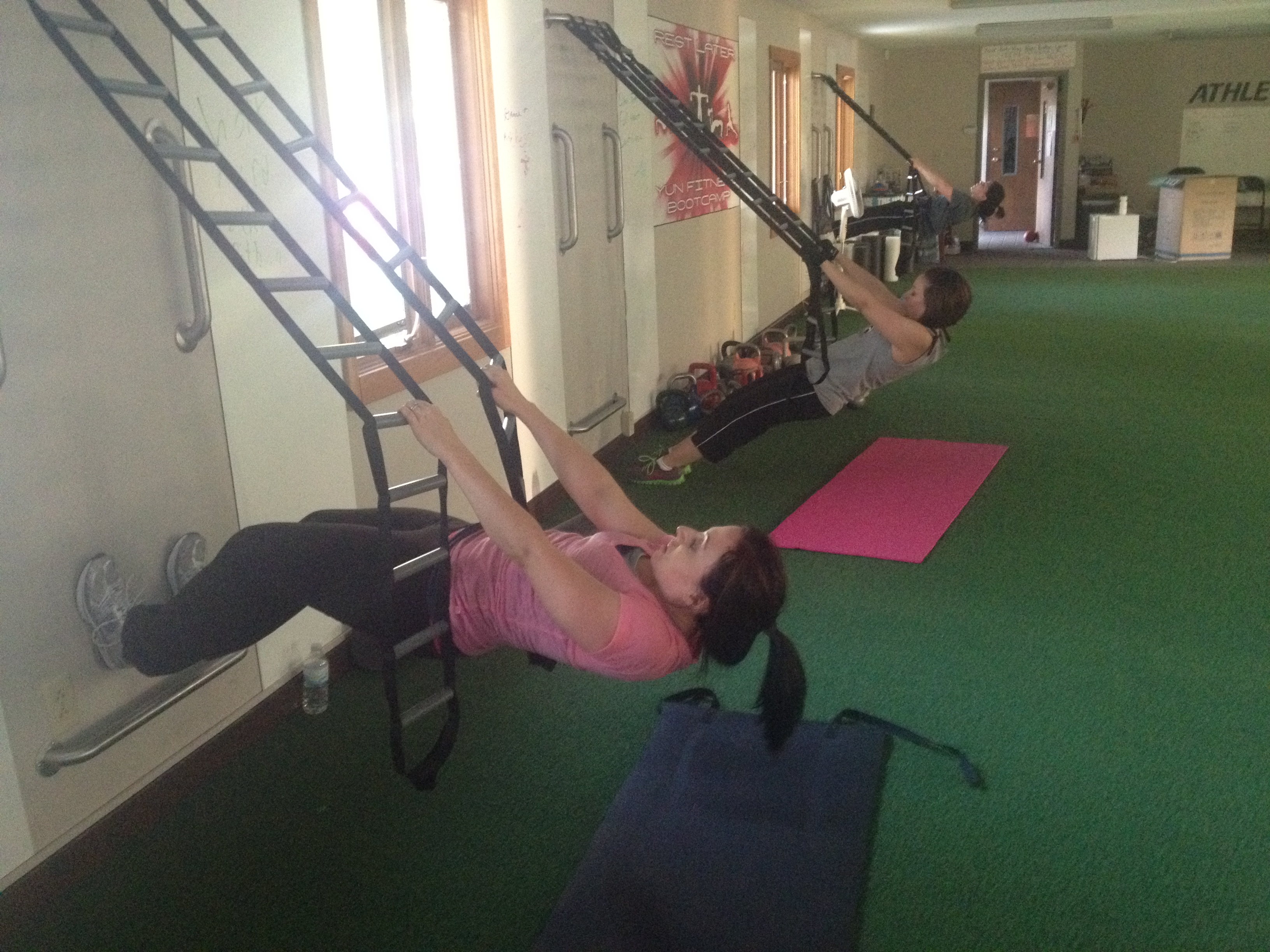 trx workouts provide quite the challenge for people looking to lose weight