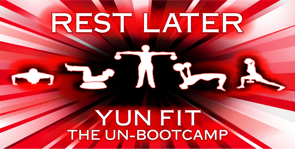calendar for yun fitness boot camps